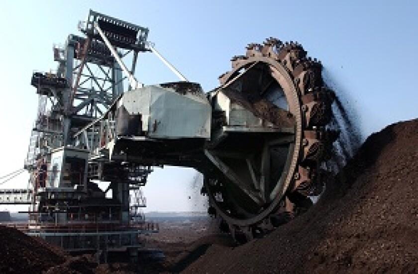 Coal mining from Adobe 230x150