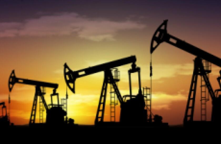 Oil pump adobe stock
