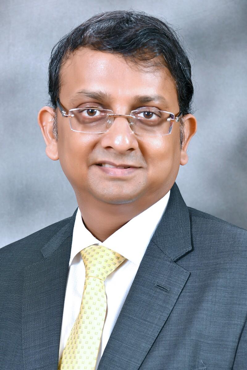 Ajay Saraf, ICICI Securities.jpg