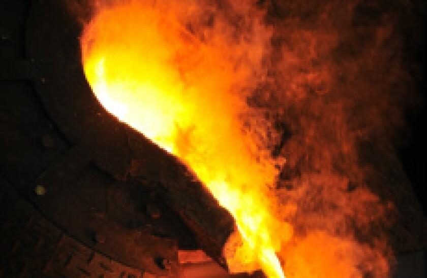 steel foundary px230