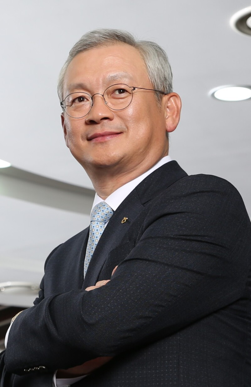 Jeong Young-Chae, Chairman and CEO, NH Investment & Securities.JPG