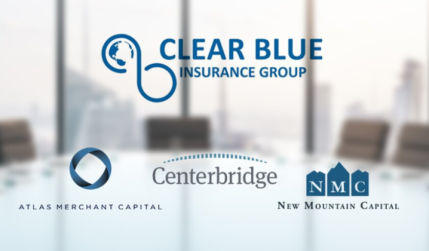Clear blue logo with private equity firms boardroom.jpg