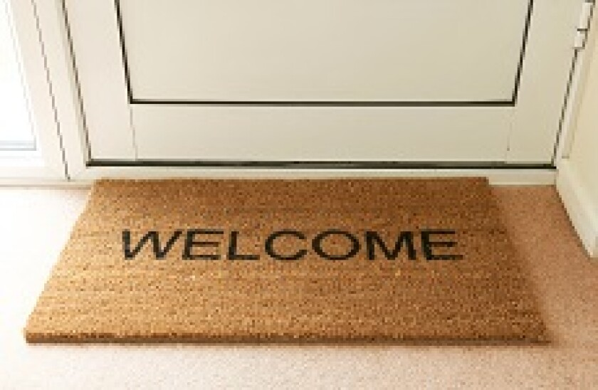welcome doormat 230px