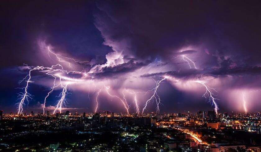 storm Adobe
