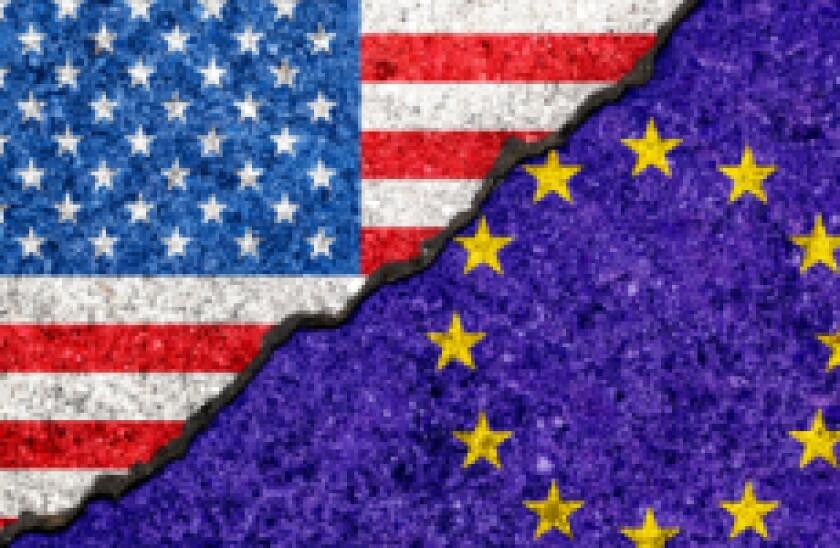 Europe US United States EU clash fight adobe stock 230x150