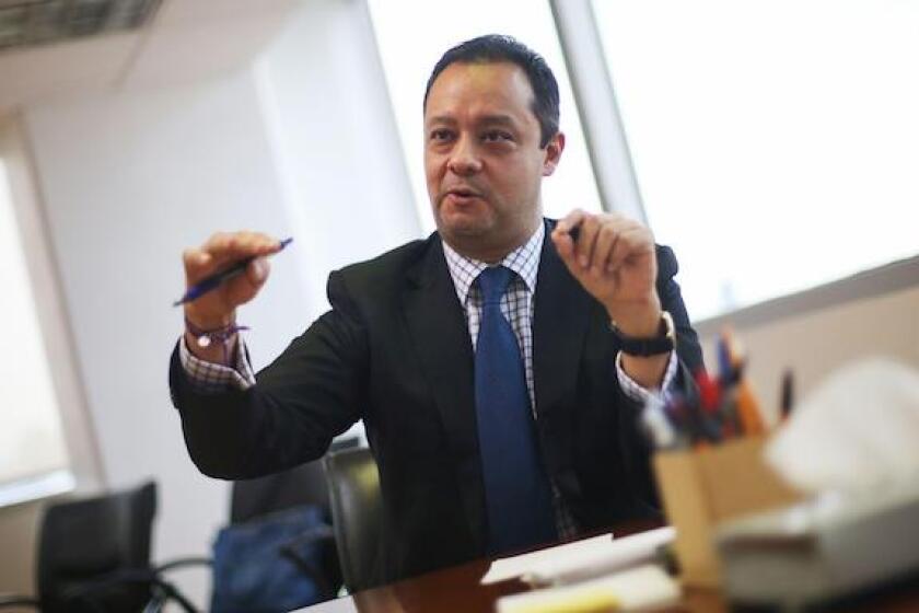 Gabriel Yorio, Hacienda, Mexico, Finance Ministry, Deputy minister, LatAm, 575