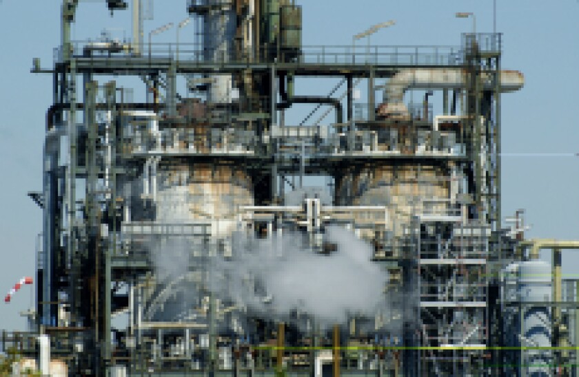 Inglestadt refinery