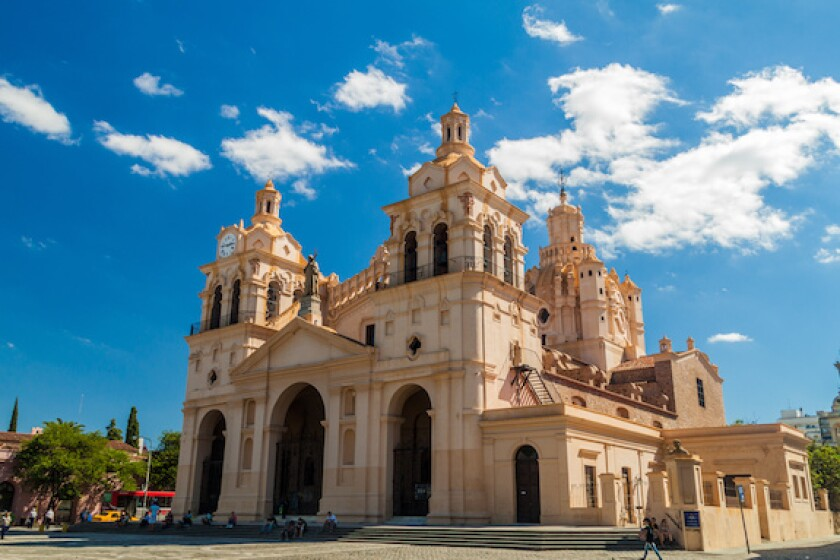 Argentina, Córdoba, Cordoba, province, cathedral, Latam, restructuring, 575