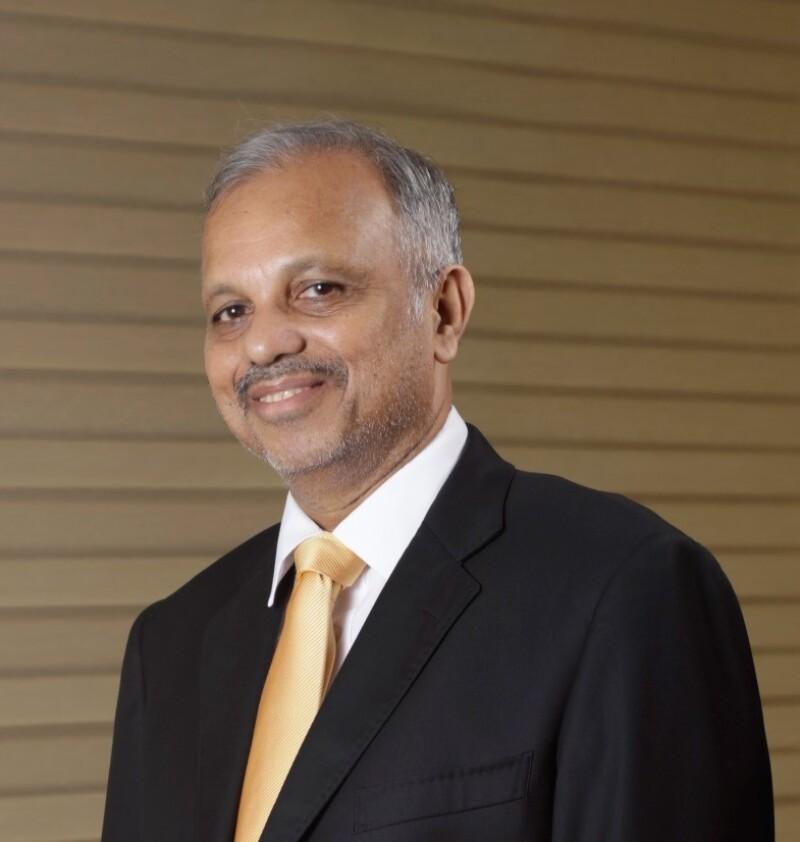 N Vasantha Kumar, CEO, Peoples Bank.JPG