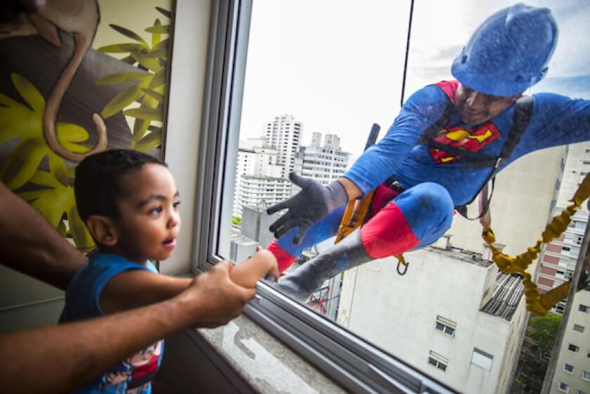 Brazil, hospital, Rede D'Or, superman, Sao Paulo, LatAm