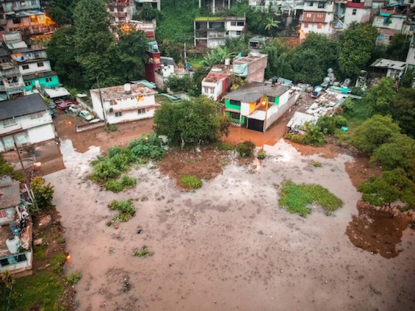 Mexico, Fibra Uno, earthquake, floods, LatAm, 575