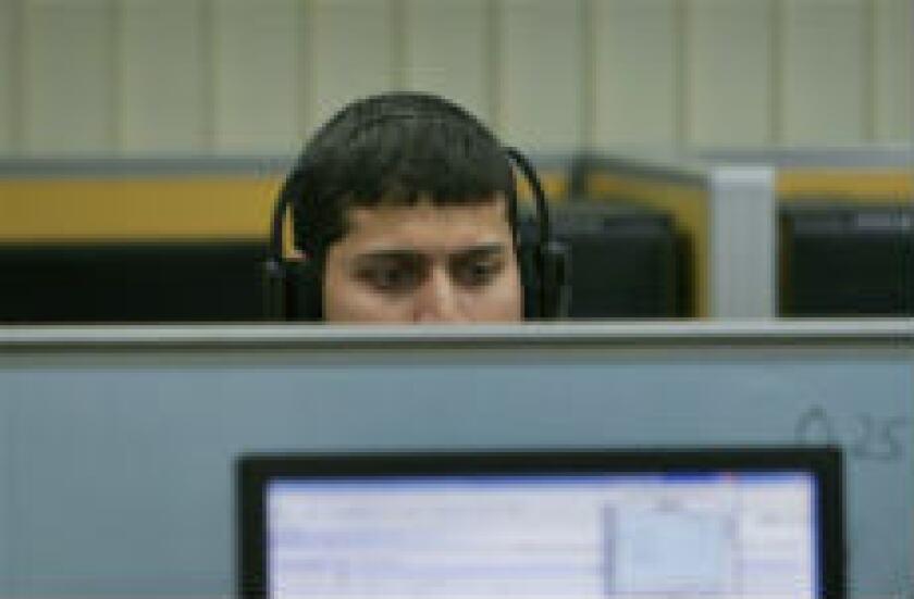 India call centre