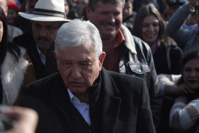 Amlo, Sonora, Mexico, Andres Manuel Lopez Obrador, president, LatAm