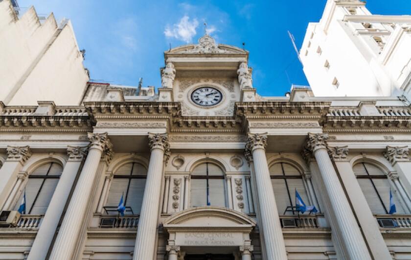 BCRA, Banco CEntral de la República Argentina, central bank, Buenos Aires, Argentina, LatAm, currency controls, peso, 575