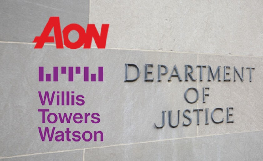 Aon Willis department of justice sign.jpg