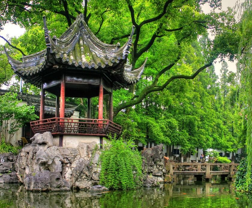 China green garden