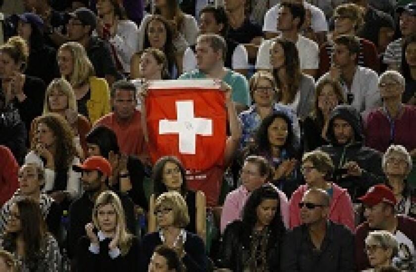 Swiss flag 230x150
