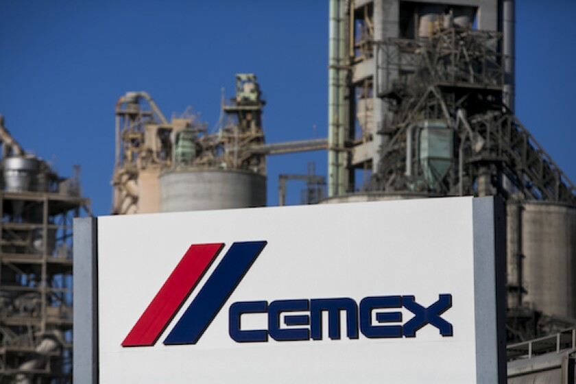 Cemex, texas, plant, cement, 575, LatAm