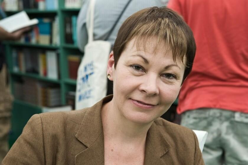 Caroline Lucas MP Green from Alamy 17Sep21 575x375