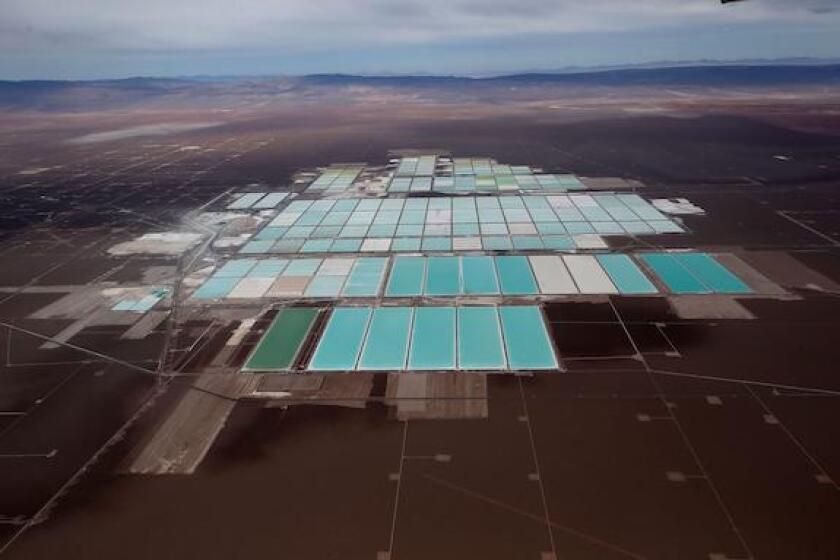 Atacama desert, LatAm, Chile, SQM, lithium, salt flats, 575