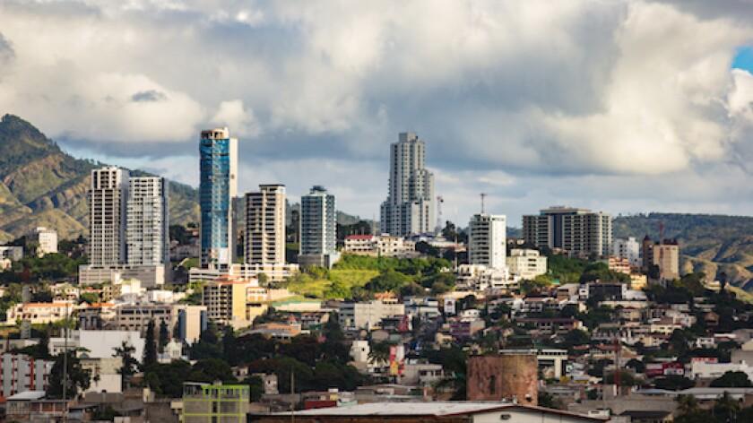 Central America, Honduras, Tegucigalpa, LatAm, Cabei, BCIE, 575