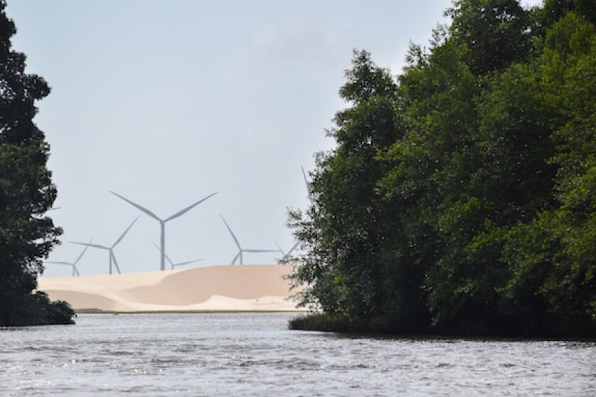 Brazil, wind, Lençóis Maranhenses, LatAm, 575