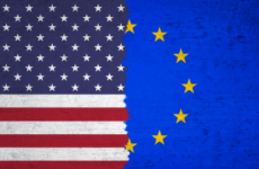 US vs Europe fight conflict adobe stock
