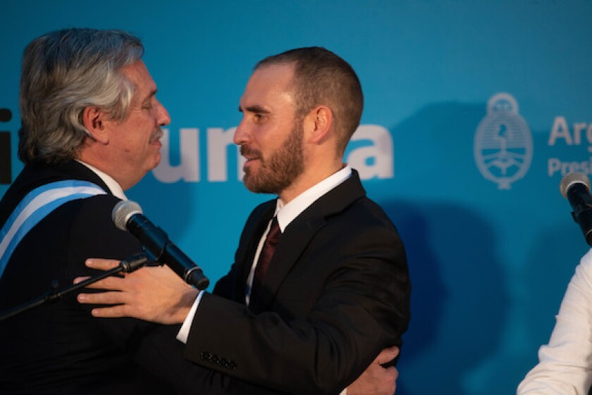 Argentina, Martin Guzman, Alberto Fernandez, President, Finance Minister, Restructuring, LatAm