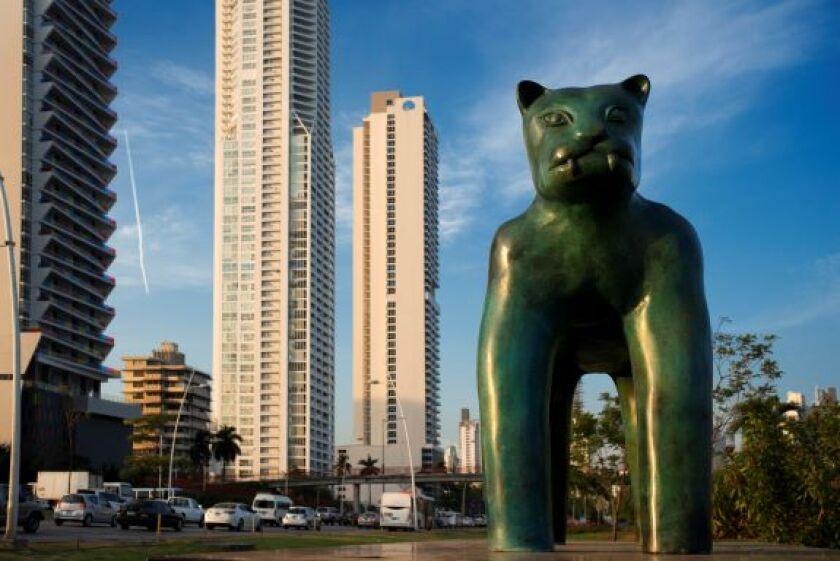 Panama panther PA