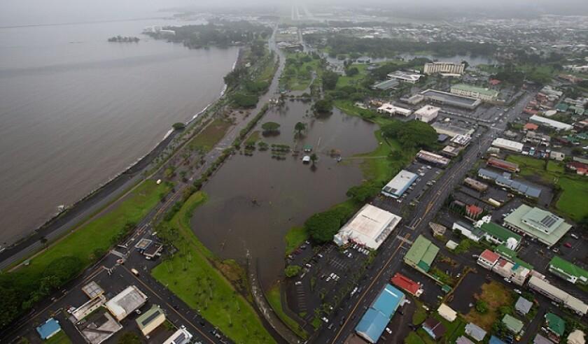 Hurricane Lane Hawaii Aftermath