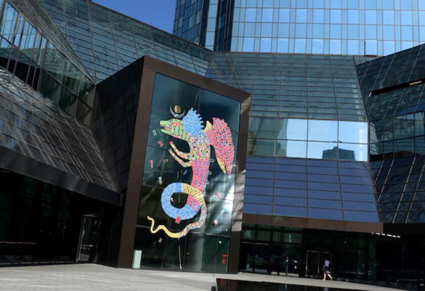 Deutsche Bank, Brazil, Frankfurt, Brazilian artist, HQ, LatAm, 575
