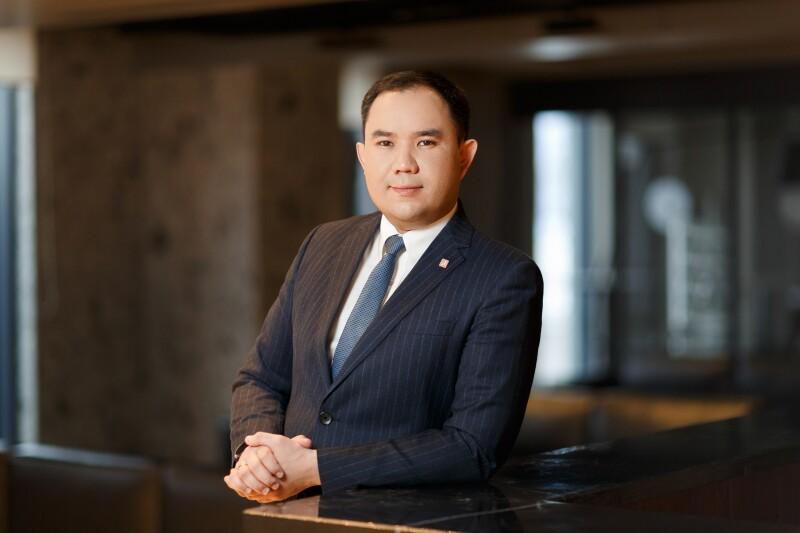 Jusan Bank - Mr Aibek Kayip, chairman of the management board.jpg