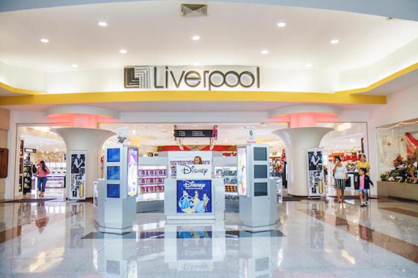 Puerto de Liverpool, Liverpool, Department store, Mexico, LatAm, Yucatan, Alamy, 575