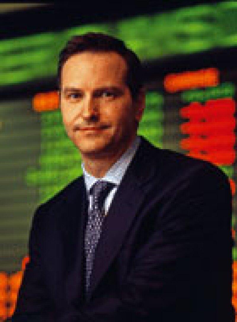 Damian Kozlowski, CEO, Citigroup Private Bank