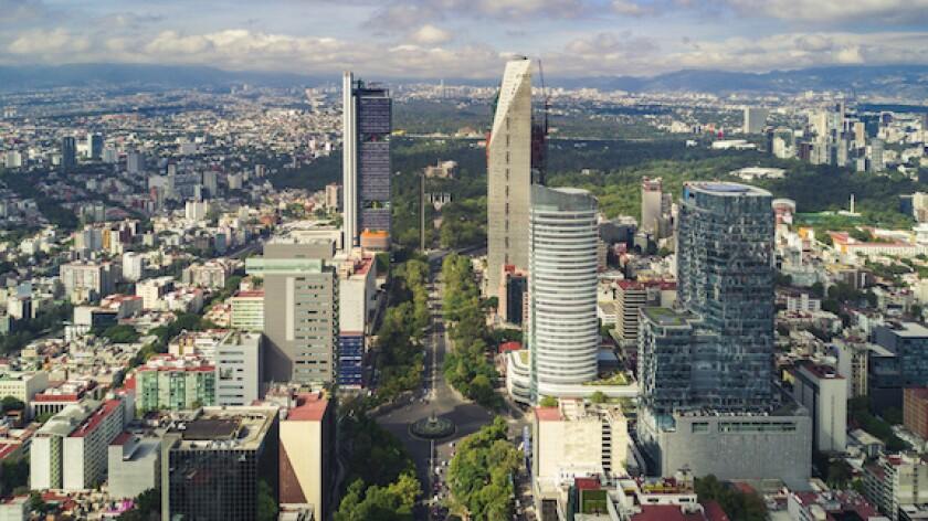 Mexico City, Femsa, LatAm, Reforma