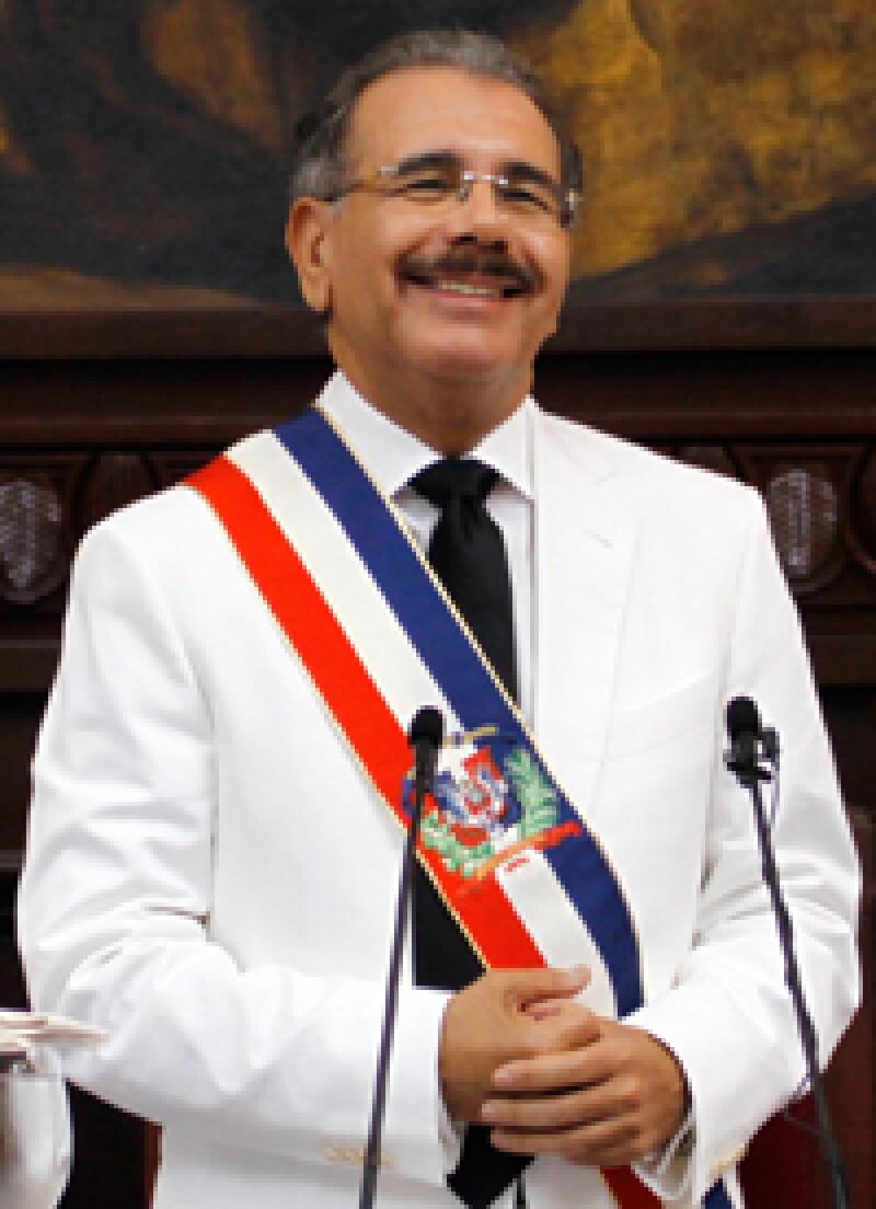 President Danilo Medina