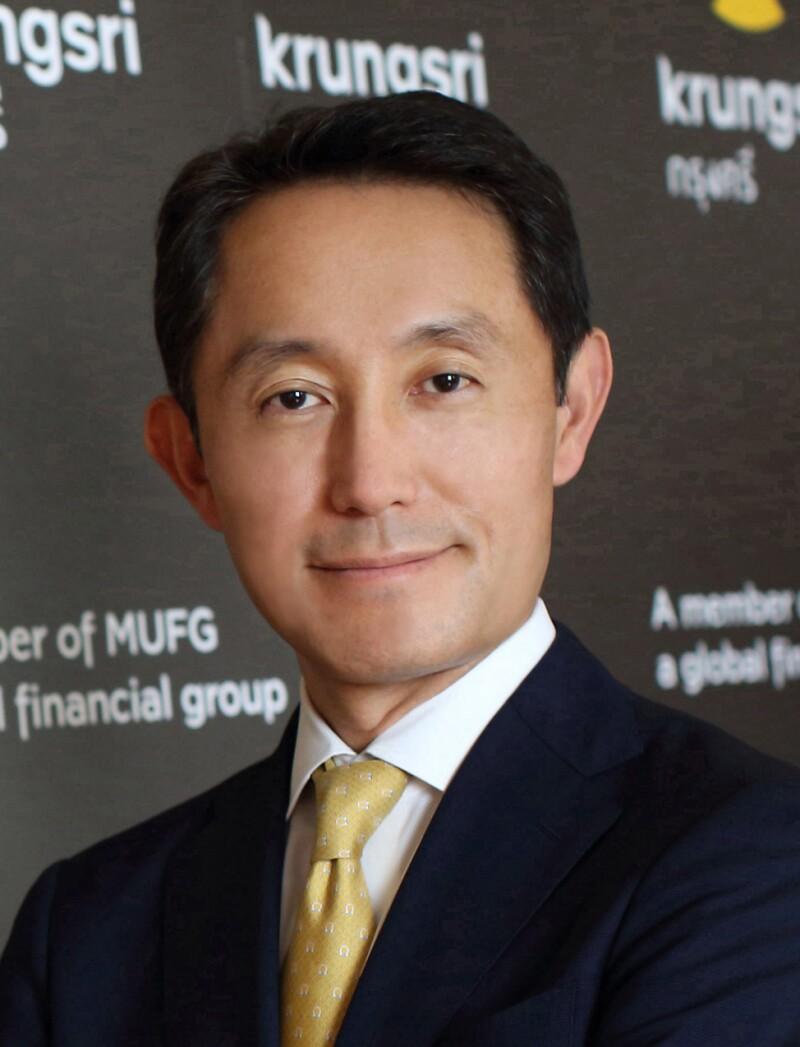 Seiichiro Akita, President and CEO, Krungsri.jpg