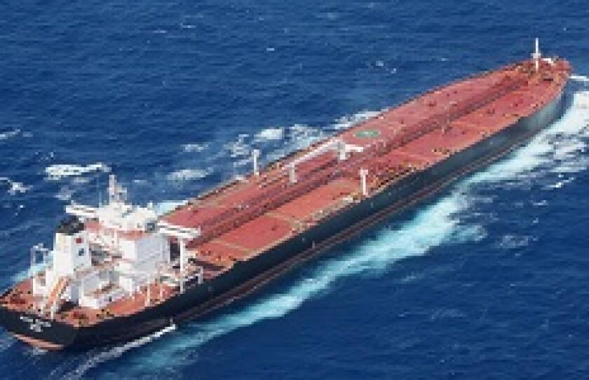 OMV Oil Tanker