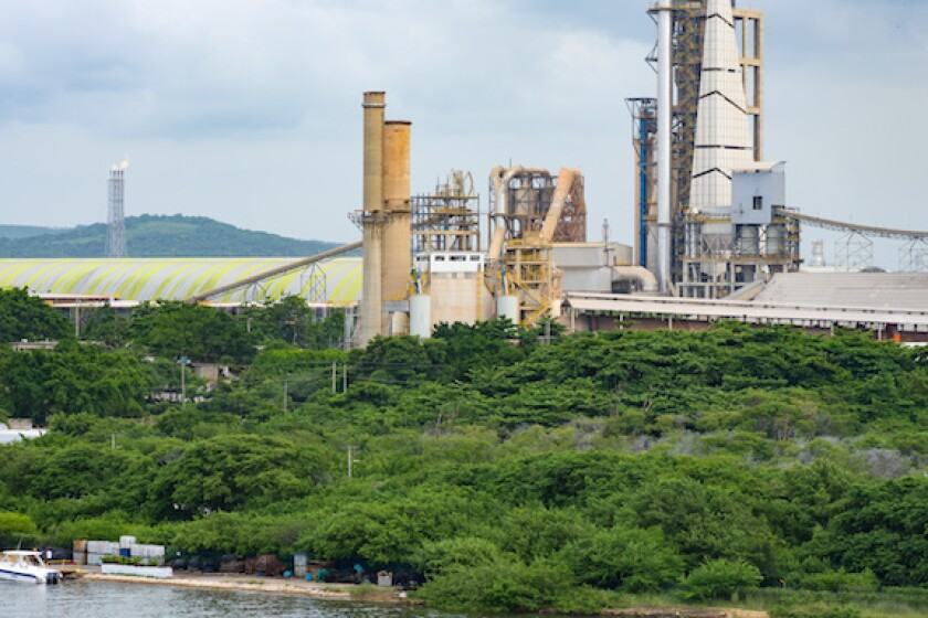 Colombia, oil, Ecopetrol, Cartagena, refinery, LatAm, 575