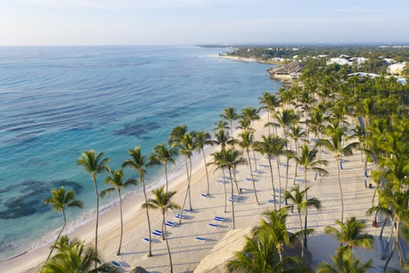 Dominican Republic, DomRep, beach, Caribbean, 575, LatAm, palm trees