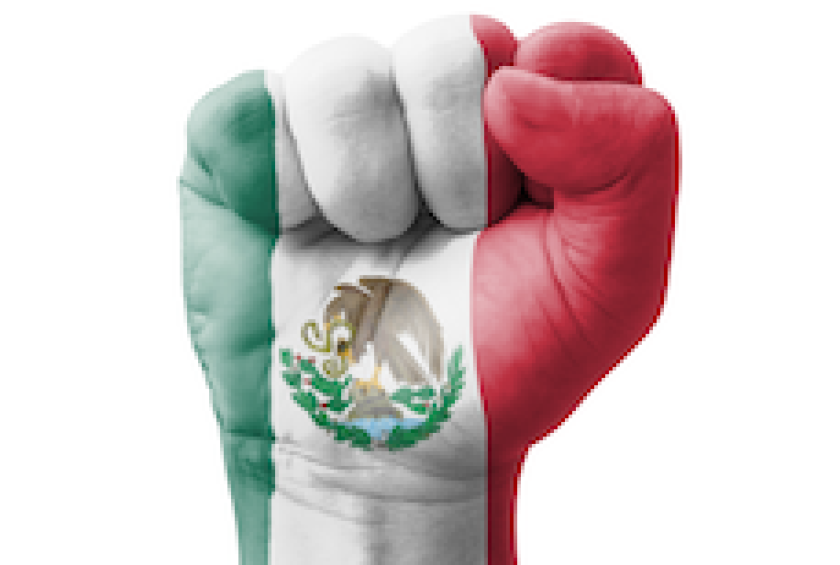 Mexico, strong, strength, fist, LatAm