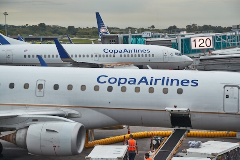 Copa Airlines, Tocumen, Panama, Panama City, 575, LatAm