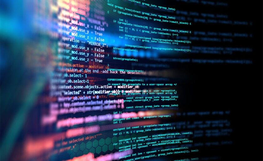 Programming code abstract technology background of software developer and Computer script.jpg