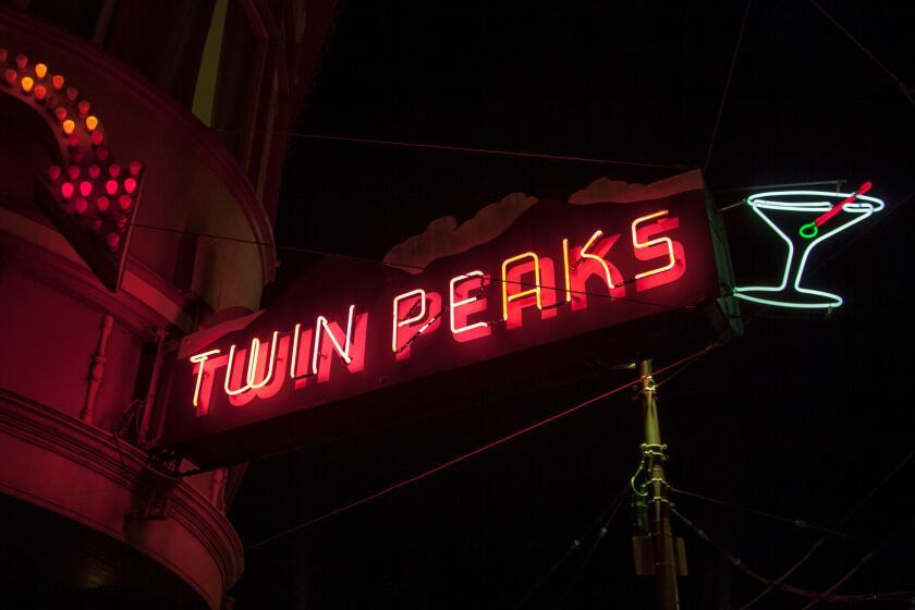 Twin Peaks Restaurant Chain