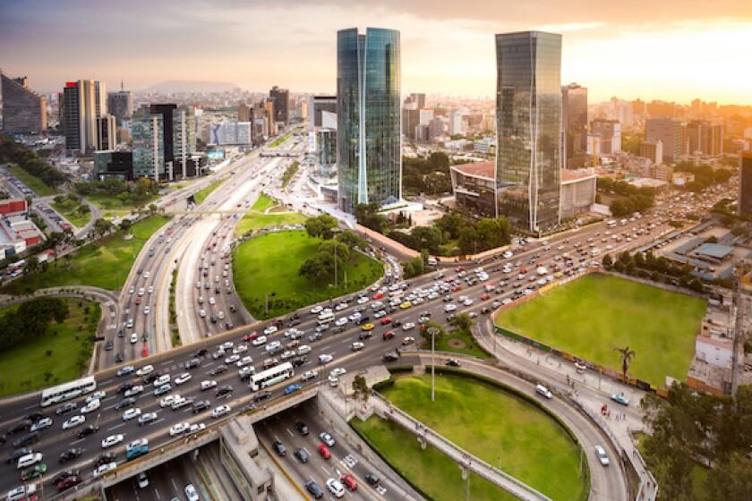 Lima, Peru, BCP, 575, LatAm