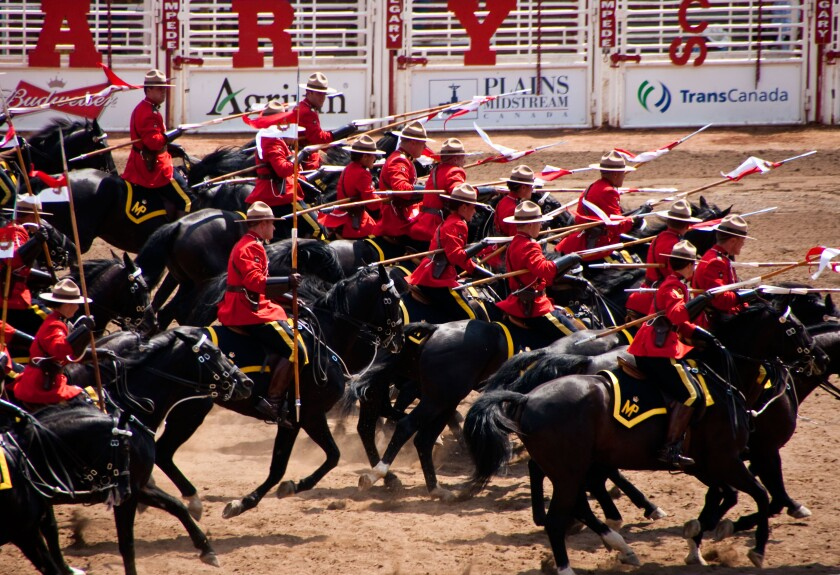 Canadian cavalry HiRes