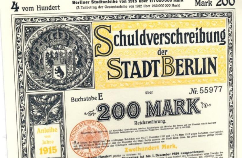 german bond certificate 575x375