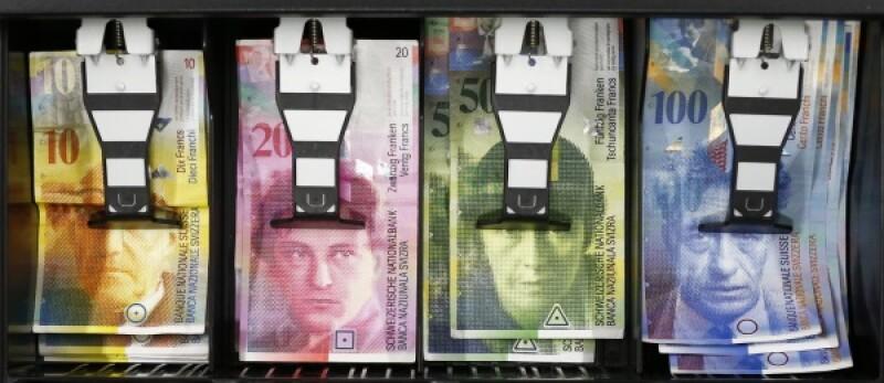 Swiss franc till-R-600