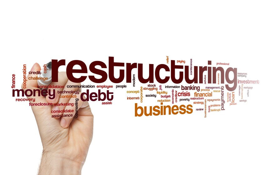 Restructuring word cloud concept