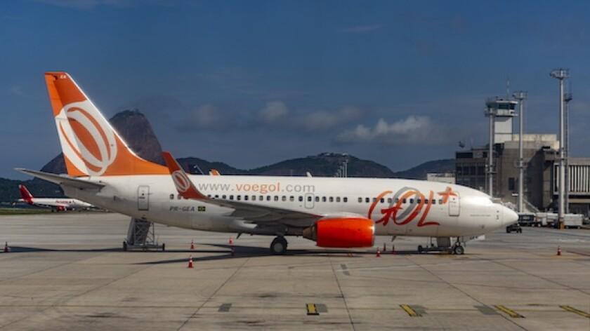 Gol, Airline, Rio de Janeiro, airport, LatAm, aeroplane, Brazil, 575
